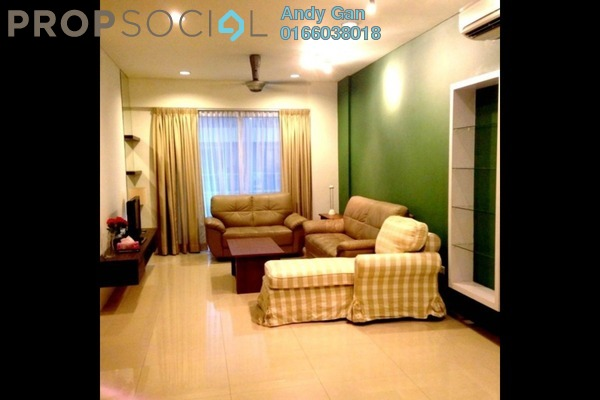 Condominium For Rent in Bintang Goldhill, KLCC Freehold Fully Furnished 2R/2B 3.1k