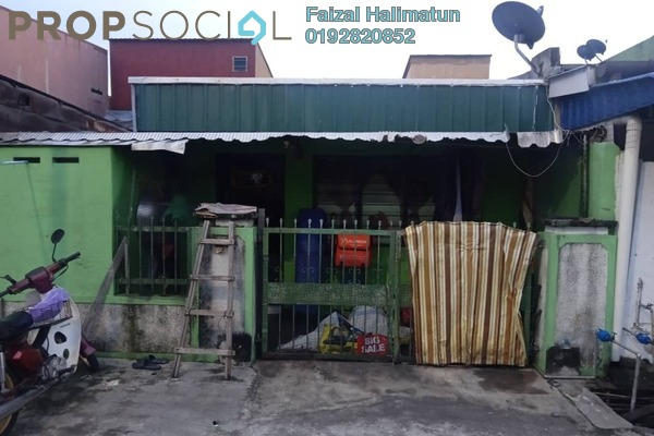 Terrace For Sale in Desa Tun Razak, Bandar Tun Razak Freehold Unfurnished 2R/1B 295k