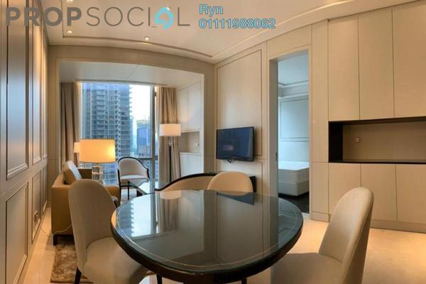 For Rent Condominium at Pavilion Residences, Bukit Bintang Freehold Fully Furnished 2R/1B 6k