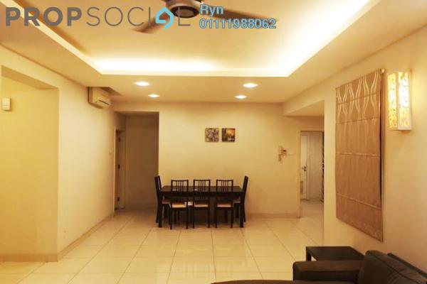 For Rent Condominium at Ceriaan Kiara, Mont Kiara Freehold Fully Furnished 4R/3B 3.6k