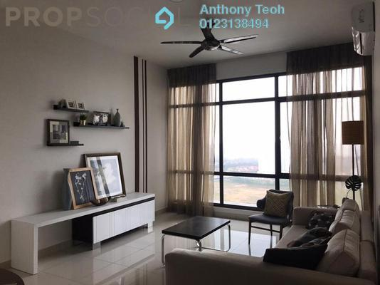 Condominium For Rent in The Park Sky Residence @ Bukit Jalil City, Bukit Jalil Freehold Fully Furnished 3R/2B 2.9k