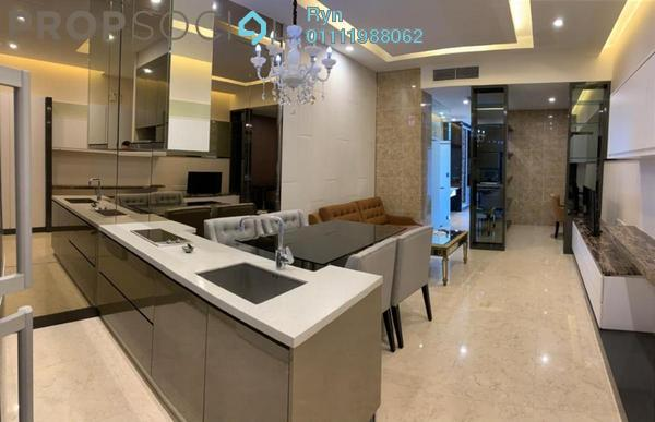For Sale Condominium at Dorsett Residences, Bukit Bintang Freehold Fully Furnished 1R/1B 1.25m