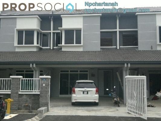 For Sale Terrace at Bandar Laguna Merbok, Sungai Petani Freehold Unfurnished 4R/4B 360k