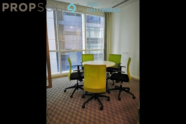 For Rent Office at Binjai 8, KLCC Freehold Fully Furnished 2R/1B 3.68k