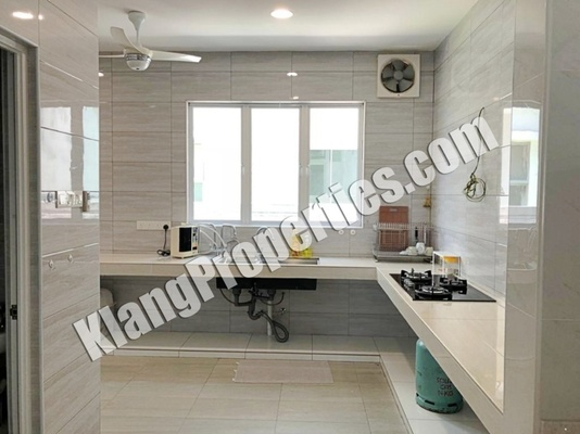 For Rent Semi-Detached at Ambang Botanic 2, Klang Freehold Fully Furnished 6R/7B 7.5k