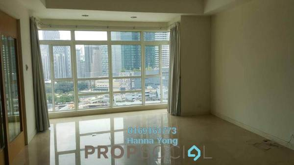 For Sale Condominium at Binjai Residency, KLCC Freehold Semi Furnished 4R/4B 1.88m