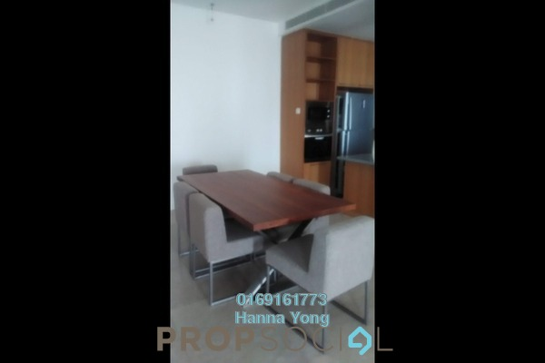For Sale Condominium at Binjai Residency, KLCC Freehold Semi Furnished 4R/4B 1.9m