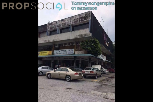 Shop For Sale in Sea Park, Petaling Jaya Freehold Unfurnished 0R/6B 2.1m