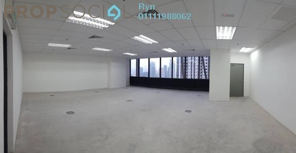 Office For Rent in Menara SuezCap, Kuala Lumpur Freehold Unfurnished 0R/0B 6k