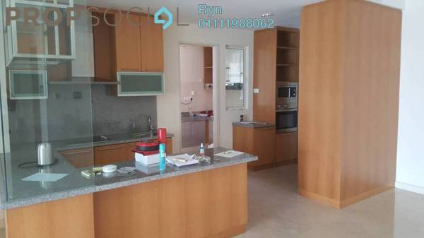 For Sale Condominium at Binjai Residency, KLCC Freehold Semi Furnished 5R/3B 1.88m
