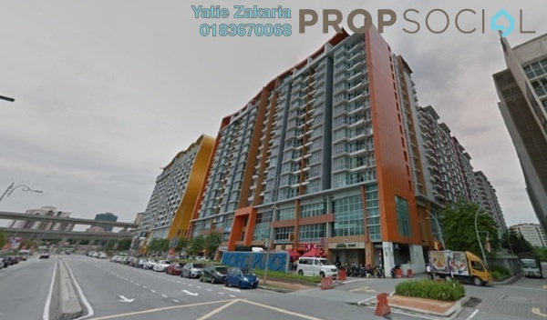 For Sale Condominium at Pacific Place, Ara Damansara Freehold Fully Furnished 3R/2B 630k