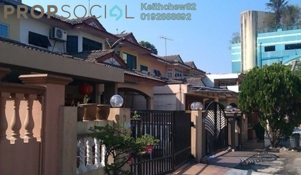 Terrace For Sale in Pandan Perdana, Pandan Indah Freehold Unfurnished 4R/3B 680k