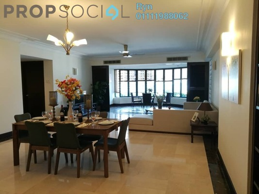 For Rent Serviced Residence at Regency Tower, Bukit Ceylon Freehold Unfurnished 5R/5B 5.5k