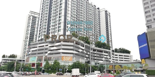 Serviced Residence For Rent in Pearl Suria, Old Klang Road Freehold fully_furnished 3R/2B 2.8k