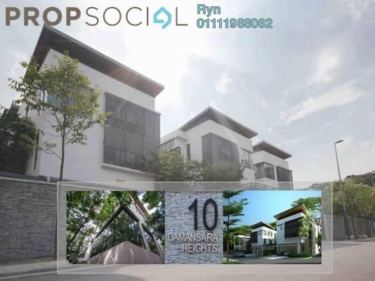 Condominium For Rent in Diamond Hill, Putrajaya Freehold Fully Furnished 5R/5B 19k