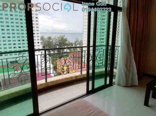 For Rent Condominium at The Palazzo, Pulau Tikus Freehold Fully Furnished 4R/3B 6.5k