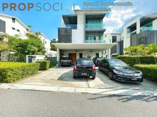 Bungalow For Sale in Sejati Residences, Cyberjaya Freehold Unfurnished 7R/7B 3.5m