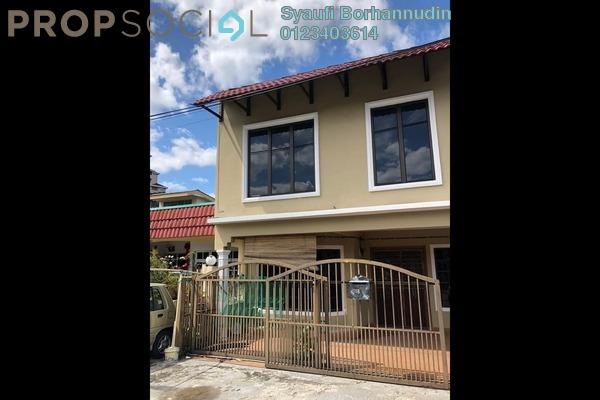 For Sale Terrace at Ampang Jaya, Ampang Leasehold Unfurnished 3R/3B 550k