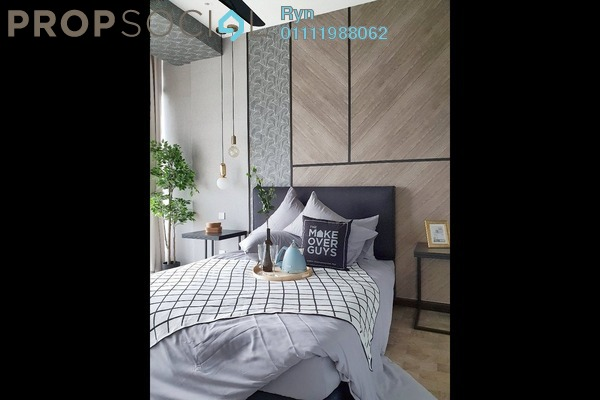 For Sale Condominium at Expressionz Professional Suites, Titiwangsa Freehold Fully Furnished 1R/2B 2m