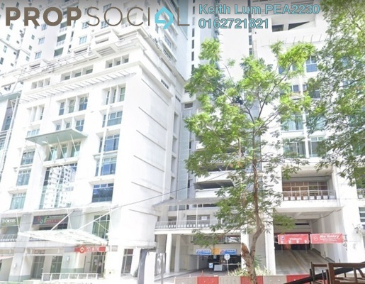 Condominium For Rent in Metropolitan Square, Damansara Perdana Freehold Fully Furnished 3R/2B 1.9k