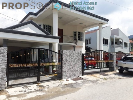 Bungalow For Sale in Kepong Ulu, Kepong Freehold Semi Furnished 5R/4B 1m