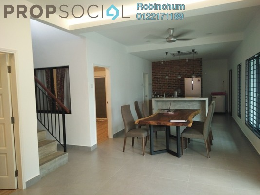 Terrace For Sale in Happy Garden, Old Klang Road Freehold fully_furnished 4R/3B 1.38m