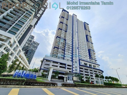 Condominium For Rent in Palmyra Residence, Kajang Freehold semi_furnished 3R/2B 1.5k