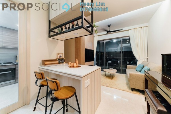 For Rent Serviced Residence at Summer Suites, KLCC Freehold Fully Furnished 1R/1B 1.8k