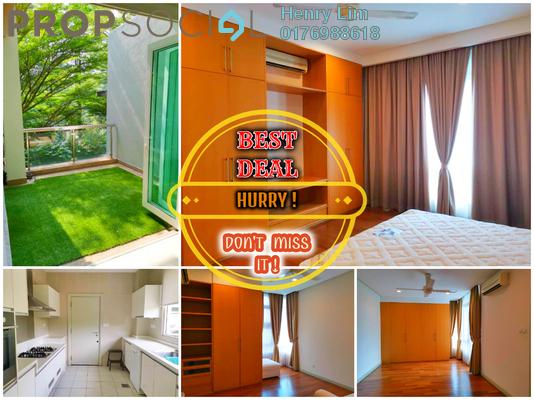 For Rent Condominium at Tijani 2 North, Kenny Hills Freehold Semi Furnished 3R/4B 6.5k