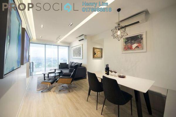 For Sale Condominium at Pantai Panorama, Pantai Freehold Fully Furnished 3R/2B 600k