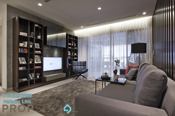 Condominium For Sale in MH Platinum Residency, Setapak Freehold Unfurnished 2R/2B 350k