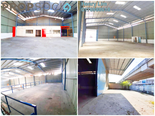 For Rent Factory at Chan Sow Lin, Kuala Lumpur Freehold Unfurnished 0R/0B 18k
