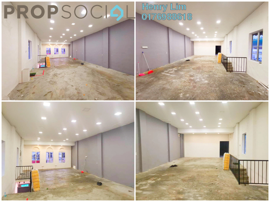 For Rent Office at Pekan Ampang, Ampang Freehold Unfurnished 0R/1B 1.2k