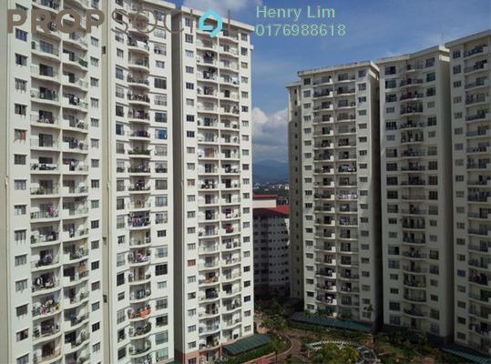 For Rent Condominium at Prima Setapak I, Setapak Freehold Semi Furnished 3R/2B 1.5k