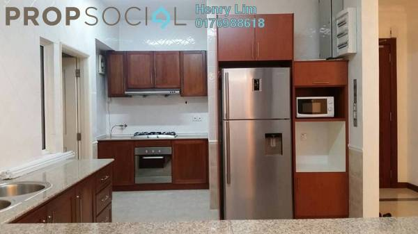 For Rent Condominium at La Grande Kiara, Mont Kiara Freehold Semi Furnished 3R/3B 4.2k