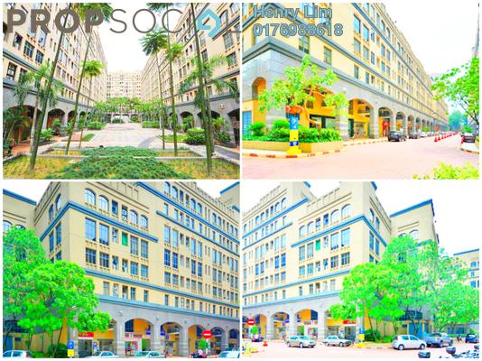 For Rent Office at Phileo Damansara 1, Petaling Jaya Freehold Semi Furnished 0R/0B 3.5k