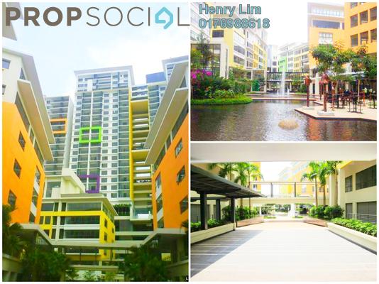 For Rent Office at Setia Walk, Pusat Bandar Puchong Freehold Unfurnished 0R/0B 2.8k