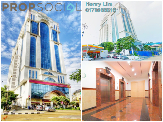 For Rent Office at PJ New Town, Petaling Jaya Freehold Fully Furnished 0R/0B 11k