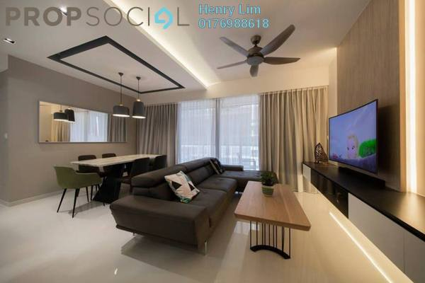 For Rent Condominium at 6 CapSquare, Dang Wangi Freehold Fully Furnished 2R/2B 3.5k