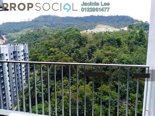 Condominium For Sale in Sutera Pines, Bandar Sungai Long Freehold Semi Furnished 3R/2B 297k