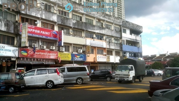 For Rent Shop at Taman Tenaga, Bandar Sri Permaisuri Freehold Unfurnished 0R/0B 3.6k