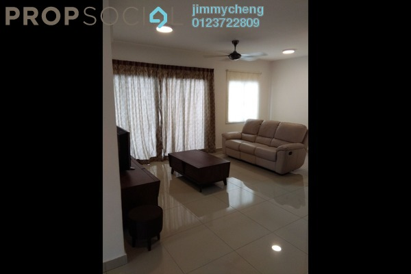 For Rent Condominium at Koi Prima, Puchong Freehold Fully Furnished 3R/2B 1.5k