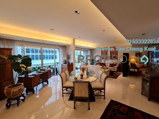 Condominium For Sale in Dua Residency, KLCC Freehold fully_furnished 5R/4B 1.9m