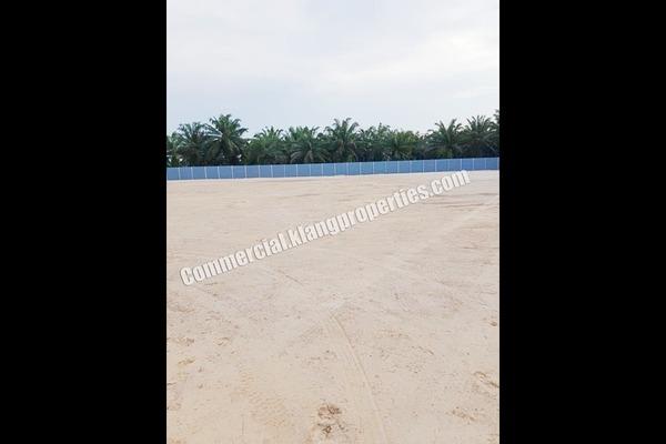 For Sale Land at Jenjarom, Selangor Freehold Unfurnished 0R/0B 4.1m