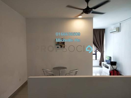Apartment For Rent in Austin Regency, Tebrau Freehold Fully Furnished 0R/1B 900translationmissing:en.pricing.unit