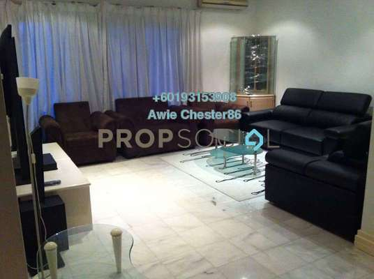 For Sale Condominium at Mayang Court, KLCC Freehold Fully Furnished 2R/1B 1.35m