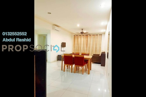 Condominium For Sale in Impiana Residences, Iskandar Puteri (Nusajaya) Freehold Fully Furnished 2R/3B 520k