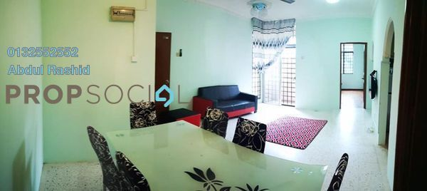 For Rent Apartment at Sri Kayangan Apartment, Ukay Freehold Fully Furnished 3R/2B 1.4k