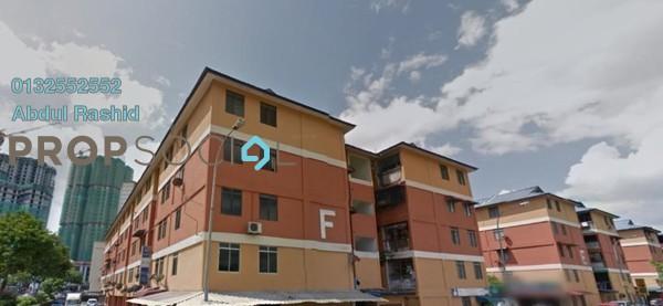 For Rent Apartment at Larkin Indah, Johor Bahru Freehold Unfurnished 3R/1B 900translationmissing:en.pricing.unit