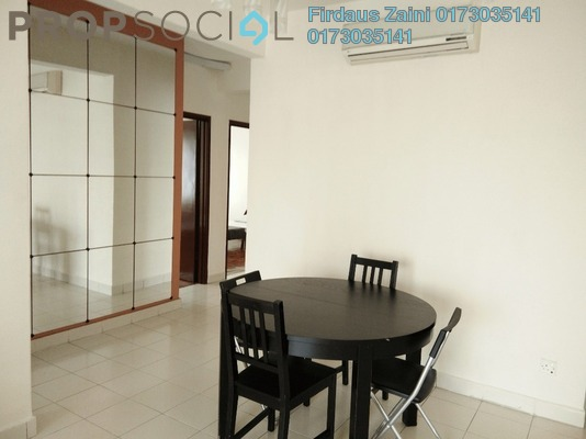 For Sale Condominium at Puncak Nusa Kelana, Ara Damansara Freehold Semi Furnished 3R/2B 470k